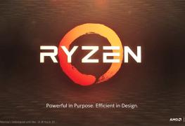 تأكيد AMD على أن كل معالجات RYZEN قابلة لكسر السرعة