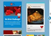 تطبيق Lego Life الموجه لأطفالك محبى لعبة Lego سوف يثير إعجابك