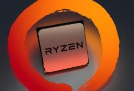 عائلة معالجات AMD RYZEN ستضم 17 معالج