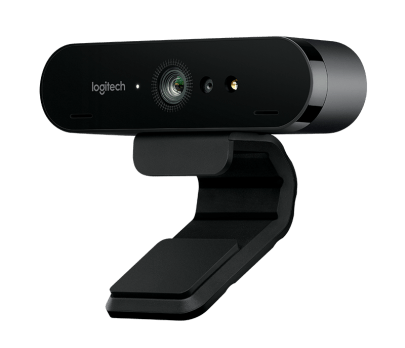 كاميرا الويب Logitech BRIO 4K Pro