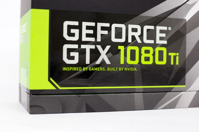 NVIDIA GTX 1080 Ti FOUNDERS EDITION