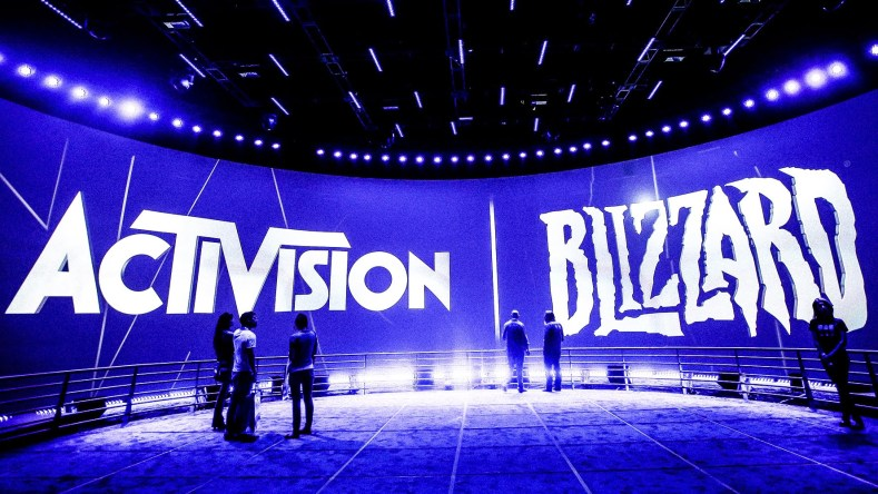 Activision Blizzard First quarter Financial report