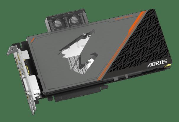 جيجابايت تعلن عن بطاقتها المميزة AORUS GTX 1080 Ti Waterforce XE