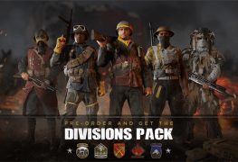 WWII Divisions Pack