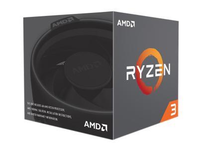 معالجات AMD RYZEN 3 الجديدة متوفرة الان في الأسواق