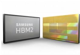 سامسونج: لقد قررنا زيادة حجم إنتاج رقاقات ذاكرة 8GB HBM2