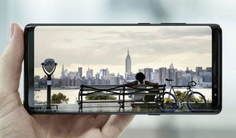 هاتف Galaxy Note 8