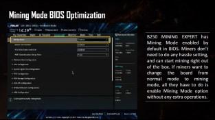 استعراض قوة من ASUS مع لوحة B250 Expert Mining بـ 19 منفذ PCIe!