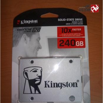 قرص SSD الجديد