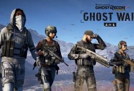 Ghost War Ghost Recon Wildlands