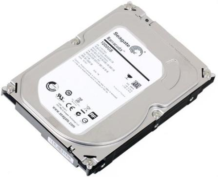 Seagate 1.0TB Barracuda
