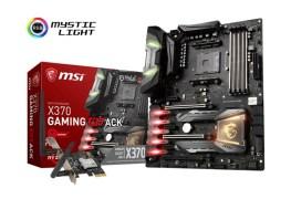 لوحة MSI X370 GAMING M7 ACK أصبحت متوفرة للشراء بسعر 240 دولار