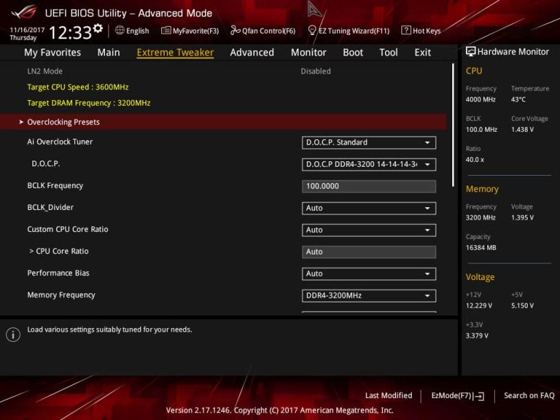 ASUS ROG Crosshair VI Extreme BIOS (3)