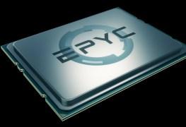 معالج AMD EPYC يقود خوادم HPE Gen10 لتحقيق أرقام قياسية