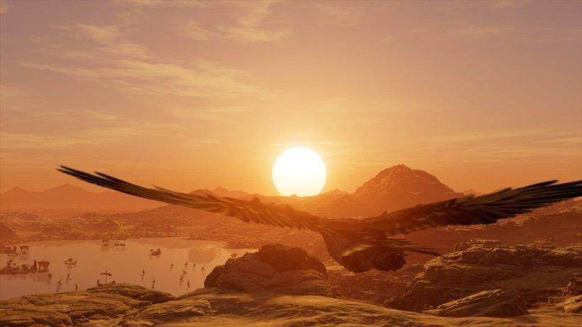 Assassin's Creed Origins Photo Mode