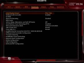 GIGABYTE Z370 AORUS Gaming 7 Bios (19)