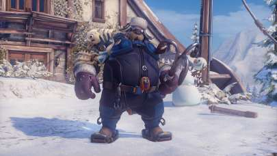 Ice Fisherman roadhog