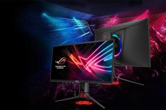 شاشة ASUS ROG STRIX XG258Q تتوفر بسعر مغري وبمواصفات مميزة