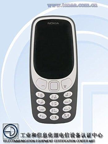 هاتف Nokia 3310 4G