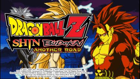 Dragon Ball Z Shin Budokai - Another Road