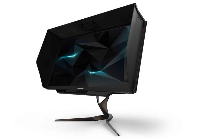 Acer Predator X27 تبدو مبهرة على أقل وصف!
