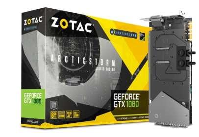 GTX 1080 ArcticStorm