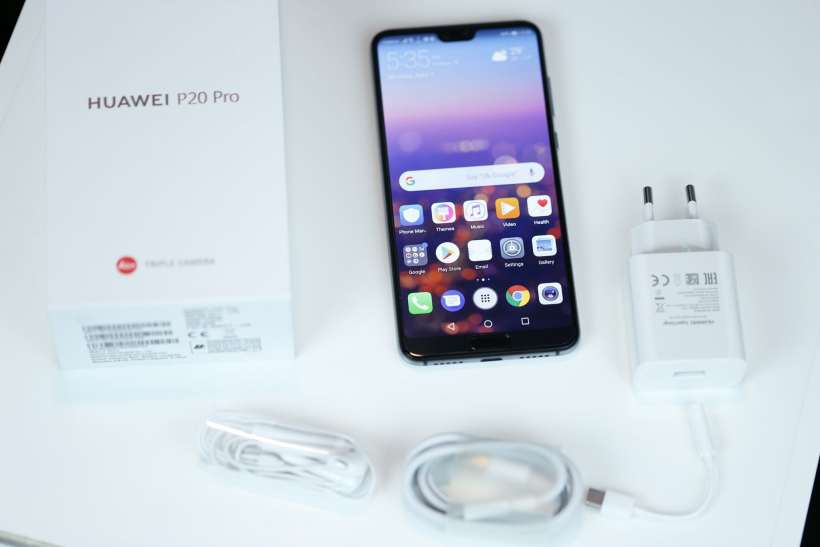 Huawei P20 Pro Accessories