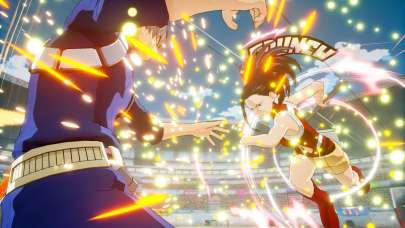 My Hero Ones Justice Screen 5