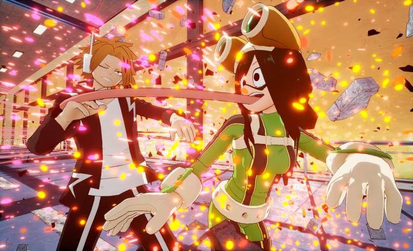 My Hero Ones Justice Screen 9