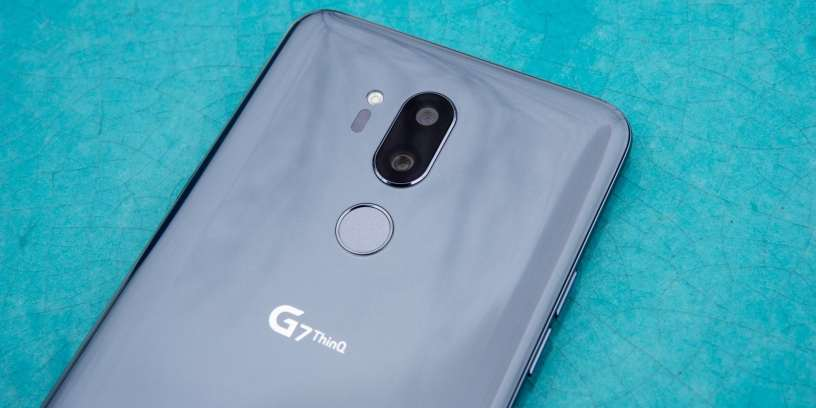 LG G7 ThinQ 3