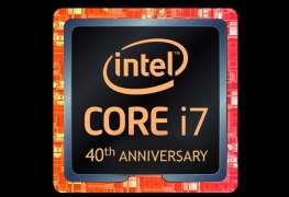 ظهور معالج إنتل Core i7-8086K على أحد مواقع الشراء!