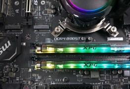 معرض Computex: ذاكرة ADATA XPG SPECTRIX D80 تصل لتردد 5.5GHz مع النيتروجين السائل!