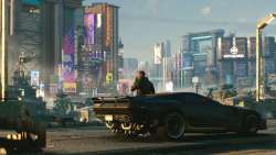 Cyberpunk 2077 In-Game 2