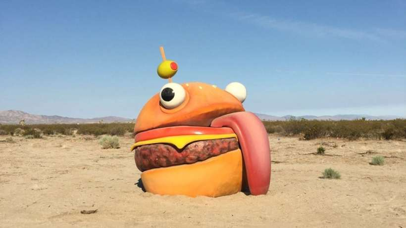 Durr Burger in California