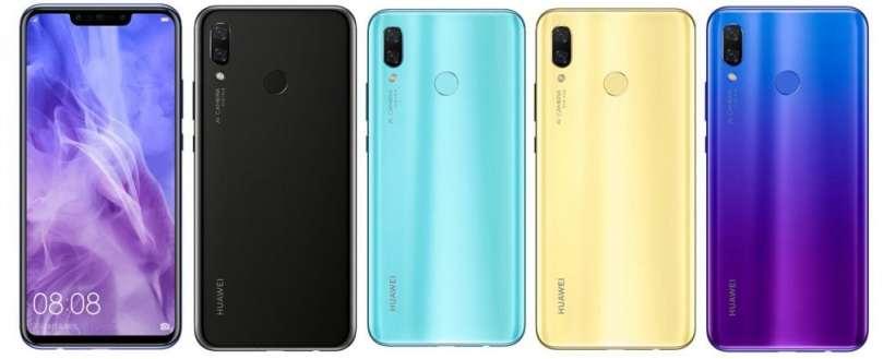 Huawei Nova 3 ، هواوي نوفا 3