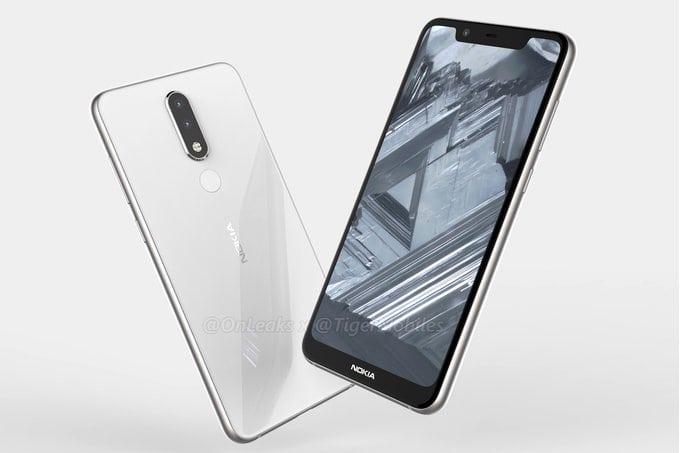 Nokia X5 ، Nokia 5.1 Plus ، نوكيا