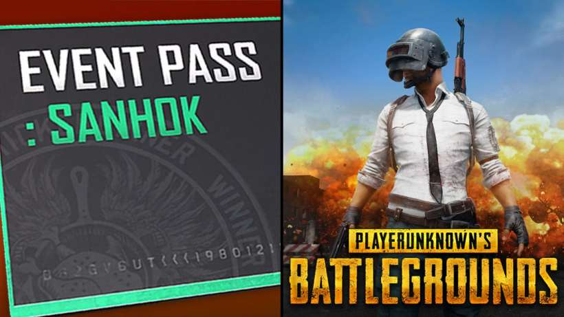 PUBG Sanhok event pass