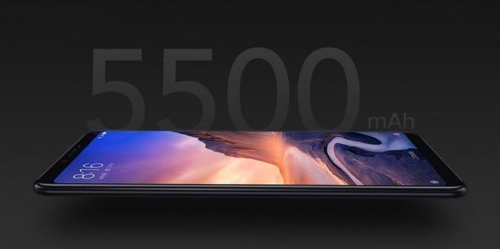 Xiaomi Mi Max 3 ، شاومي مي ماكس 3
