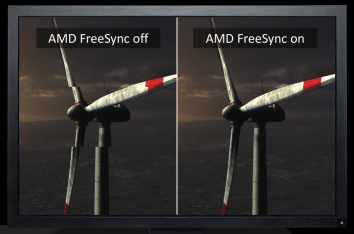 AMD FreeSync تقنية