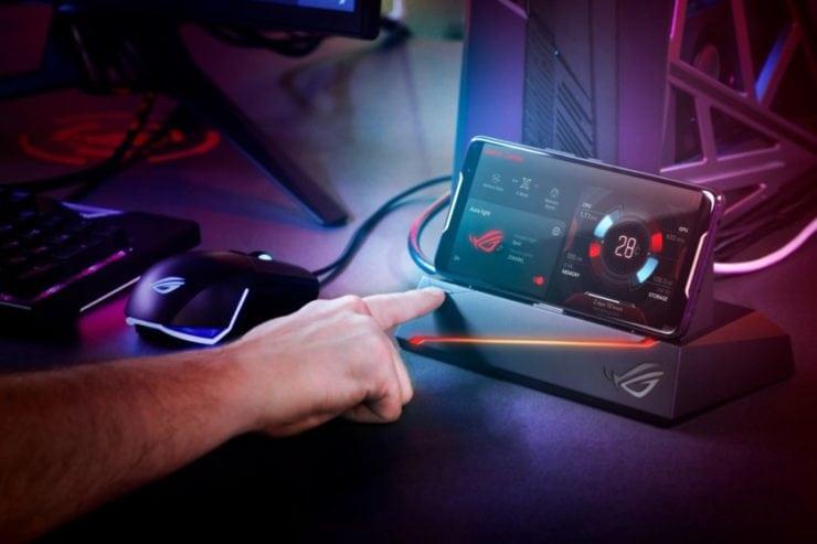 هاتف ASUS ROG أفضل هاتف للجيمنج وألعاب الموبايل