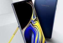 إطلاقSamsung Galaxy Note 9 ، جالاكسي نوت 9 ، كل شئ حول Samsung Galaxy Note 9