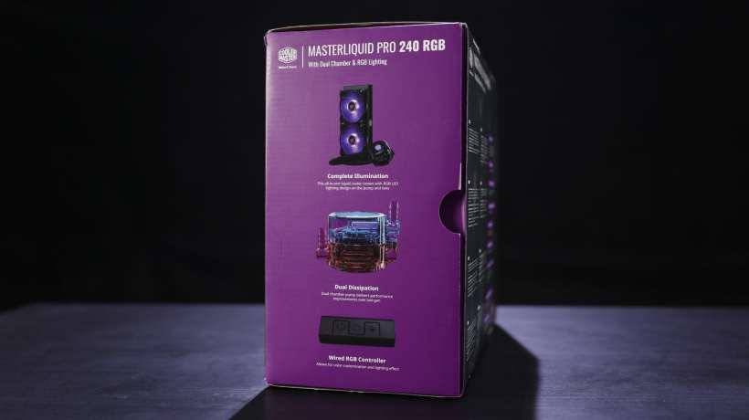 Cooler Master MasterLiquid Pro 240 RGB
