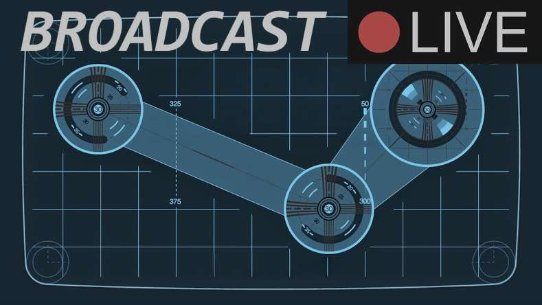Steam broadcast