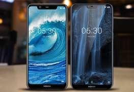 Nokia 6.1 Plus - Nokia 5.1 Plus