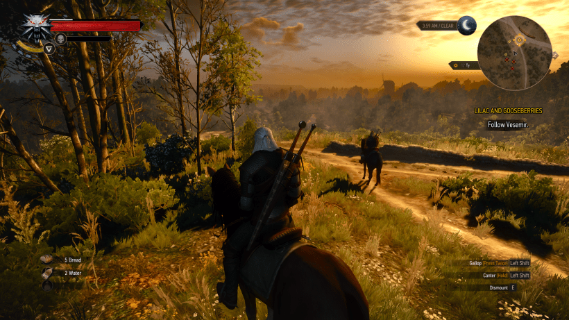 The Witcher 3 RTX