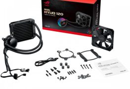 ASUS ROG Ryuo Cooler