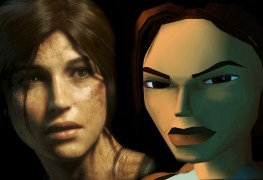 Lara Croft Tomb Raider 1996 - 2018