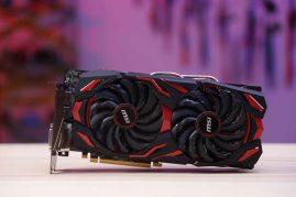 MSI Radeon RX 570 MECH 2 8G OC