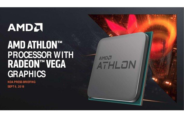 AMD Athlon معالجات