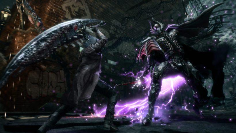 Dante Boss Battle